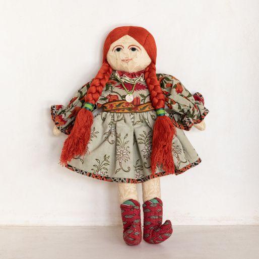 Lucy Rag Doll