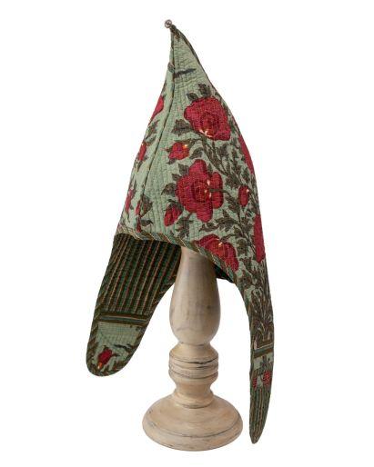 Lama Hat (Golconda Mandiri/ Red Lips) (6-8 Years)