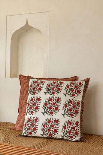 Plain Cushion Cover 65 X 65 Cms