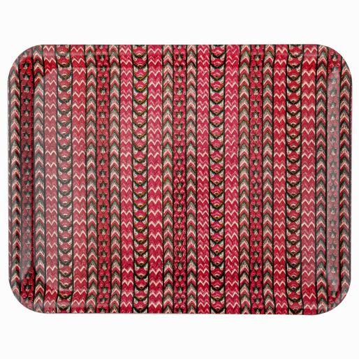 Serving Tray ,Turkish Stripes,   Suprex ( 46 x 36 Cms)