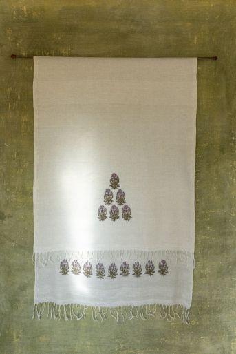 khad printed scarf medium