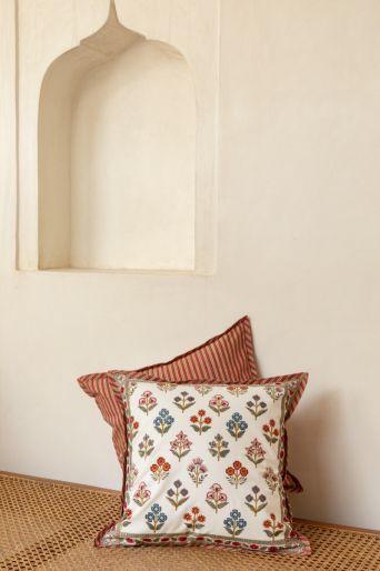 Plain Cushion Cover 40 x 40 Cms
