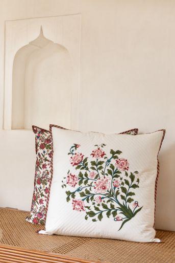 Pique Cushion Cover 65 X 65 Cms