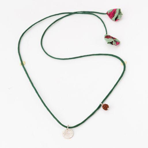 Plain Dori Necklaces (Dye 21)