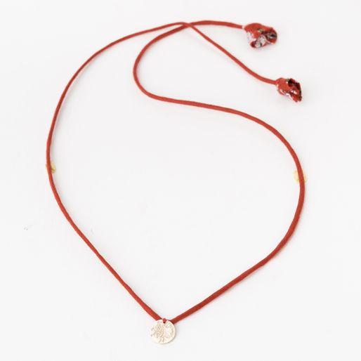Plain Dori Necklaces (Dye 39)