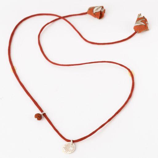 Plain Dori Necklaces (Dye 40)