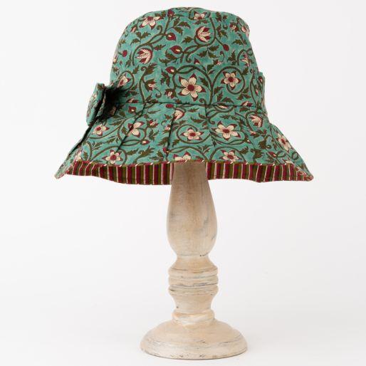 Yukyoung Hat (Golconda Jaal)