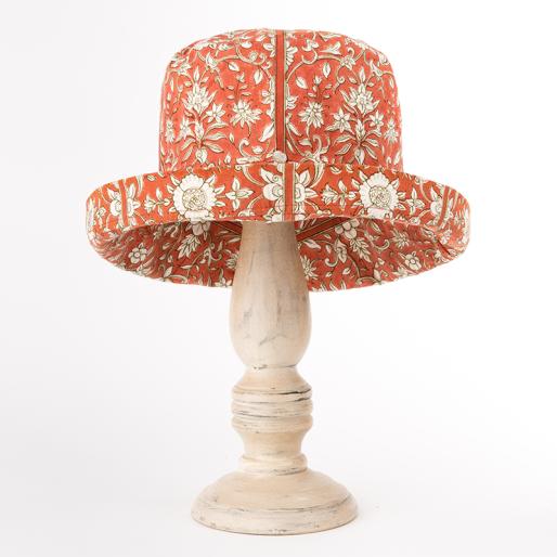 Mama Hat (Orange Palla Jaal)
