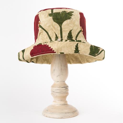 Mama Hat (Golconda Poppy)